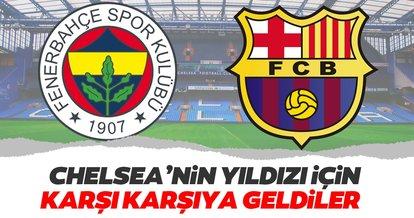 Fenerbahçe ile Barcelona, Willian için karşı karşıya
