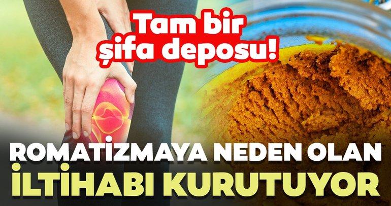 Bu besinler sayesinde romatizma ağrıları son buluyor! İşte şifa deposu besinler...