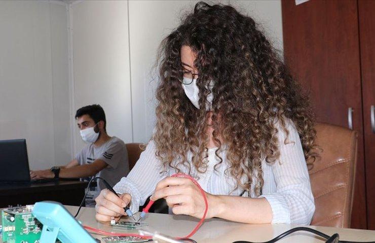 ÖĞRENCİLER BİLİM VE TEKNOLOJİYLE 'MEMLEKET KAZANSIN' İSTİYOR