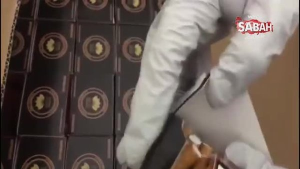 Kaçak sigara ve alkol örgütüne dev operasyon! 135 gözaltı, 4 milyonluk kaçak ürün ele geçirildi | Video