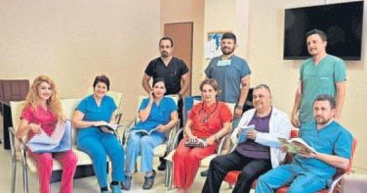 Çeşme'de 5 ayda 3 bin 68 ameliyat