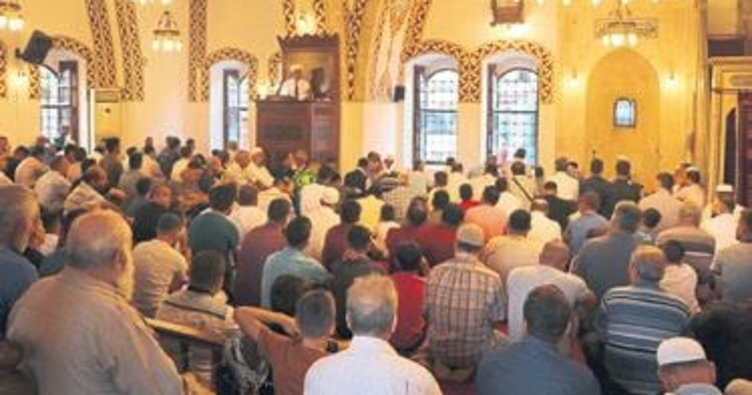 Anadolu'nun ilk camisinde buluştular