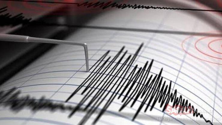 SON DAKİKA | Son Depremler Listesi: Elazığ ve Iğdır depremler ile sarsıldı! Kandilli ve AFAD büyüklüğünü açıkladı