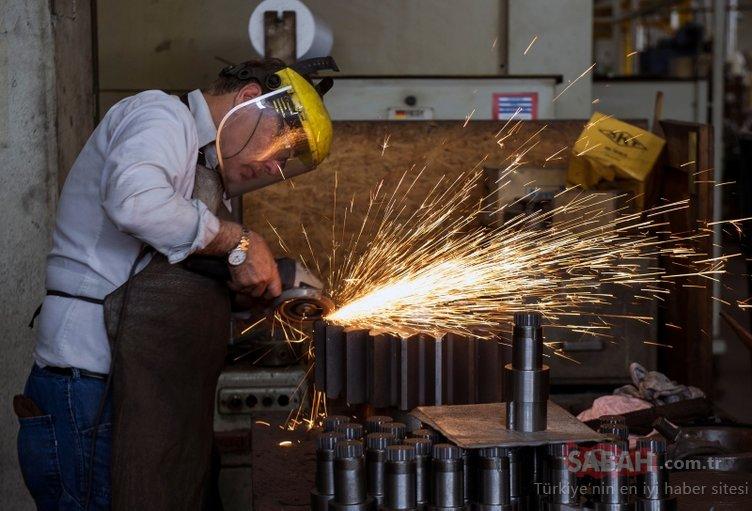 Ankaralı firmadan Çin'e 1 milyon dolarlık ihracat