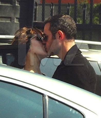 Yasak aşkın ilk fotoğrafları