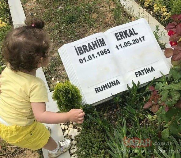 İbrahim Erkal sevenlerine veda edeli tam 3 yıl oldu! İbrahim Erkal'ın kızı Elif Su sosyal medyada ilgi odağı oldu! Sadece 12 gün görebilmişti...