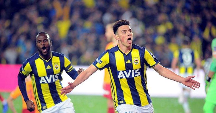 Son dakika: Eljif Elmas'tan Fenerbahçe'ye veda mesajı!