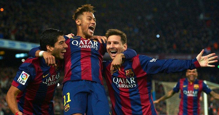 Messi'den Neymar'a veda mesajı!