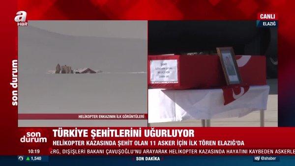 Türkiye şehitlerini uğurluyor   Video