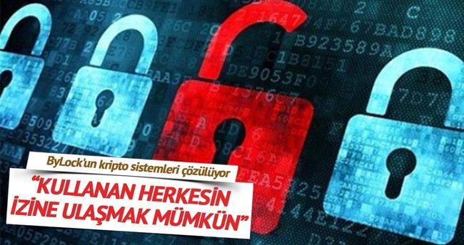 ByLock'un kripto sistemleri çözülüyor