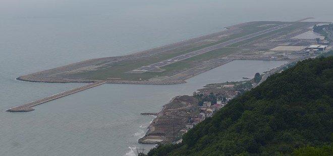 Denize yapılan ikinci havalimanında yeni bir rekor!