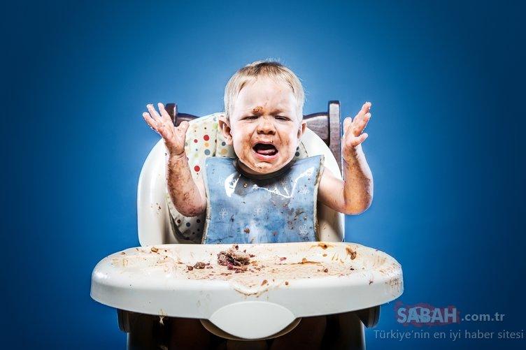 Anneler dikkat! Bebeklere püre şeklinde yedirmek...