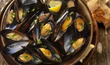 Deniz mahsullü paella tarifi