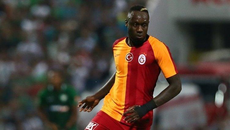 Galatasaray'a Diagne'den müjde! 41 milyon...