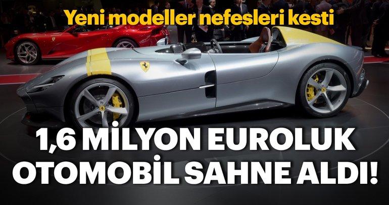 2018 Paris Otomobil Fuarı (Mondial Paris Motor Show 2018) kapılarını açtı! Yeni araçlar tanıtıldı