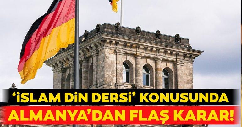 Son dakika: Alman Anayasa Mahkemesinden  İslam din dersi konusunda kritik karar!