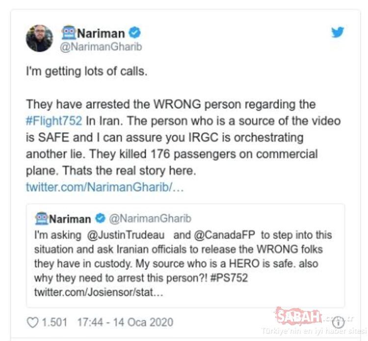 İran'dan şaşırtan açıklama! O görüntüleri paylaşan kişi...