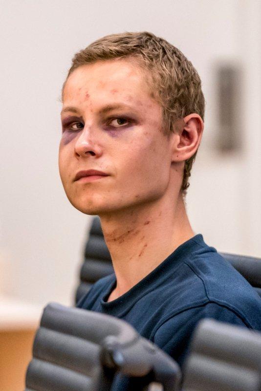Norveç'teki cami saldırganı mahkemeye çıkarıldı