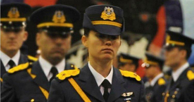 Savcılıkta darbeyi itiraf eden kadın pilot, mahkemede inkar etti