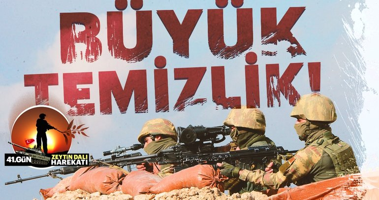Son Dakika Haberi: Afrin'in kuzeybatısında kritik gelişme!