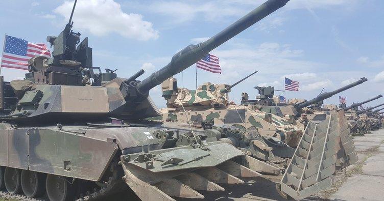 Suriye'de terör örgütü PKK/YPG'ye tank vermedik