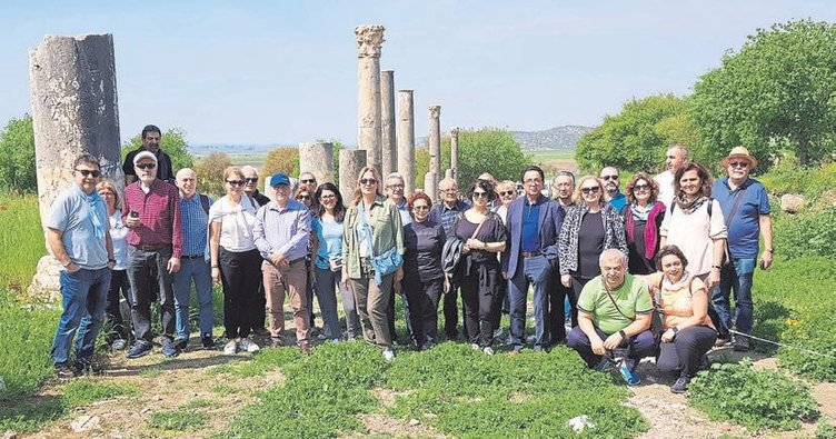 Karnaval için geldiler Adana'ya hayran kaldılar