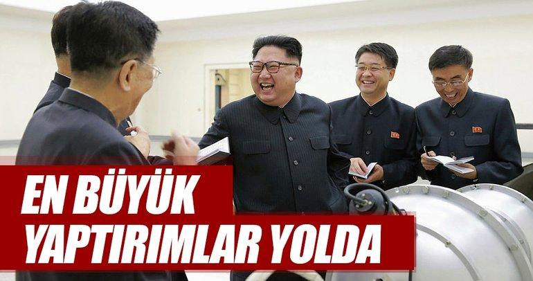 Trump'tan Kuzey Kore'ye en büyük yaptırım yolda