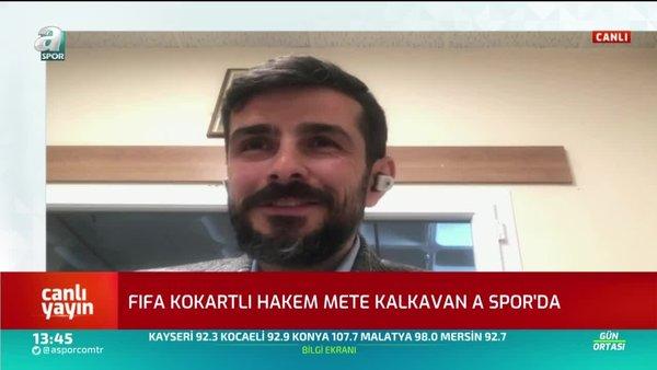 Mete Kalkavan: TFF kısa süre içerisinde bilgi verecektir