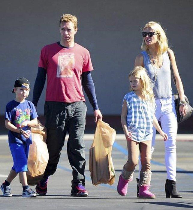 Gwyneth Paltrow: Kocam başka bir kadınla yatsa...