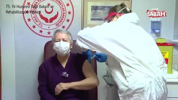 Bakan Koca'dan aşı açıklaması! | Video