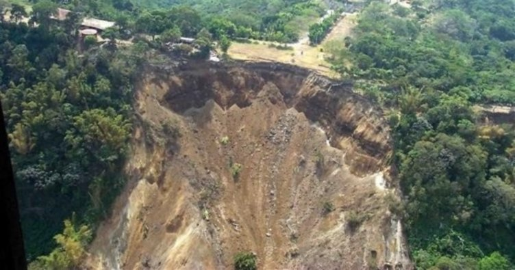 Çin'de toprak kayması: 8 ölü, 6 yaralı, 23 kayıp