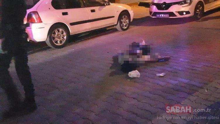 Esenyurt'ta Afganistanlılar birbirine girdi: Ölü ve yaralılar var!