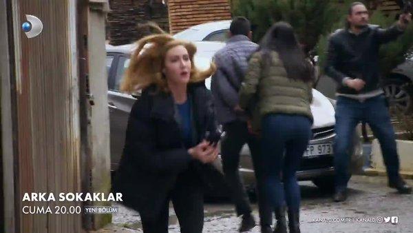 Arka Sokaklar 546. son bölüm fragmanı yayınlandı | Video