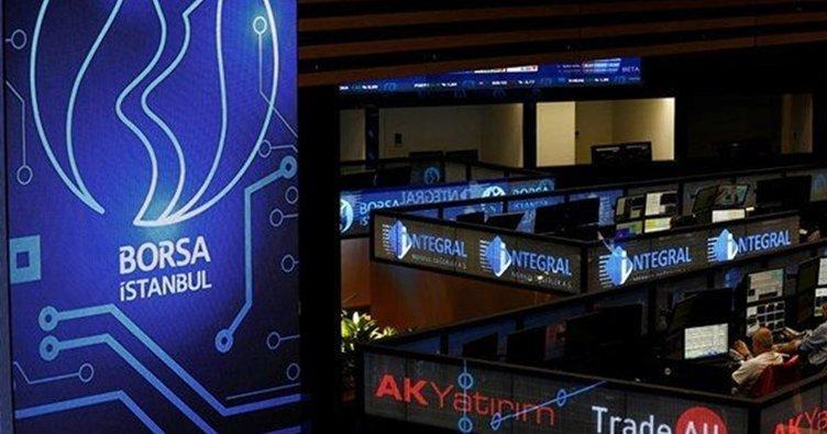 Borsa İstanbul bayram öncesi düşüşle kapandı