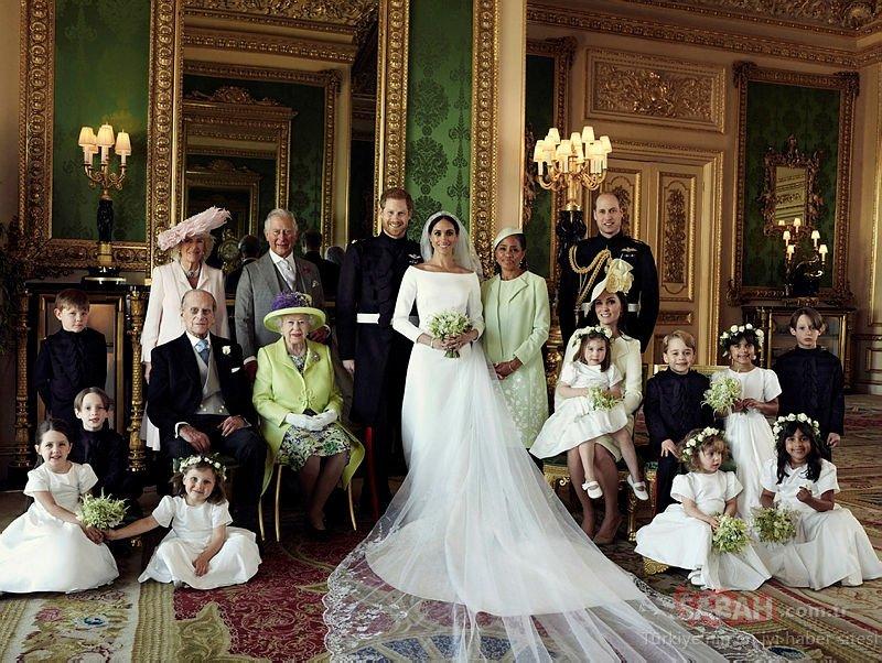 Ingiliz Kraliyet Ailesi Nde Taht Sirasi Galeri Dunya