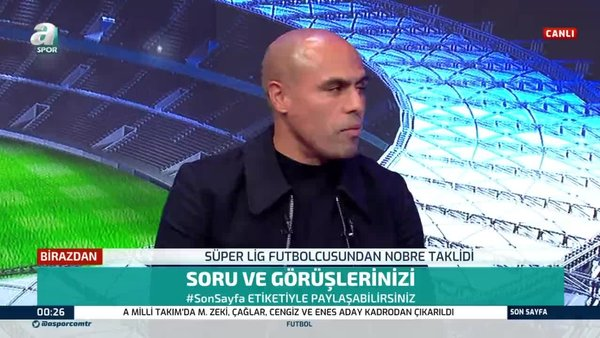 Mert Nobre'den Galatasaray itirafı!