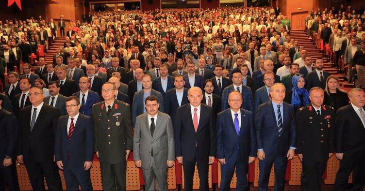 """İstanbul kutlu bir şehirdir hiçbir zaman işgale boyun eğmeyecektir"""""""