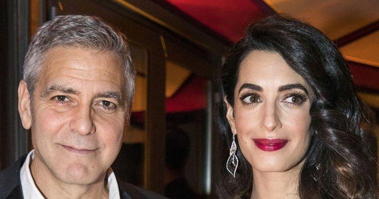 George & Amal Clooney çiftinin bebekleri dünyaya geldi