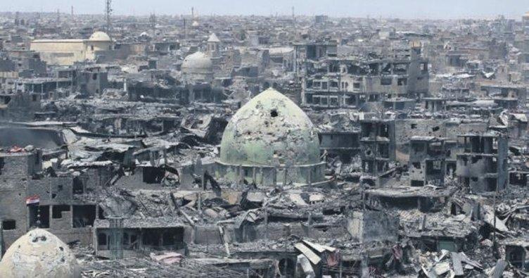 Türkiye Musul'un yanında