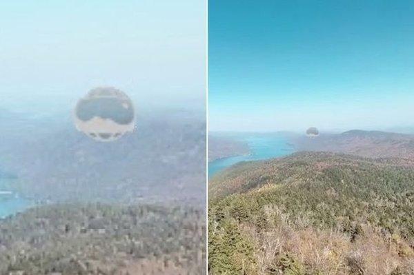 Google Street View'de UFO iddiası!