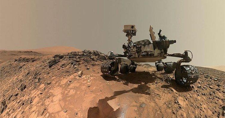NASA Mars keşiflerini açıklıyor