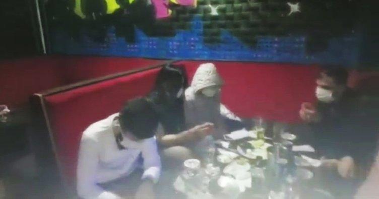 Maskesiz-mesafesiz doğum günü partisinde 165 bin lira ceza yediler