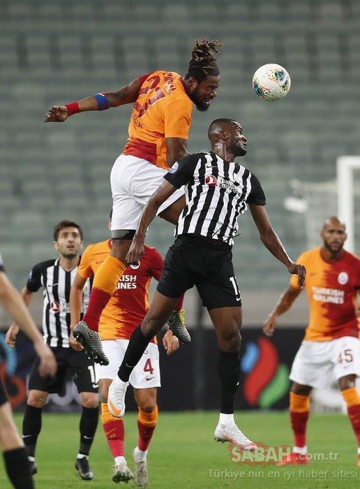Neftçi Bakü Galatasaray maçı GENİŞ ÖZET İZLE! UEFA Avrupa Ligi Neftçi Bakü Galatasaray maç özeti videosu BURADA! | SON DAKİKA