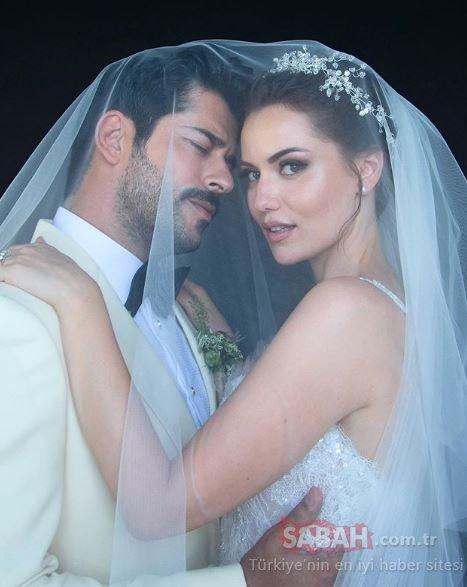 Kuruluş Osman'ın yıldızı Burak Özçivit eşi Fahriye Evcen'le Boğaz turuna çıktı! Fahriye'nin çantası sosyal medyada gündem oldu!