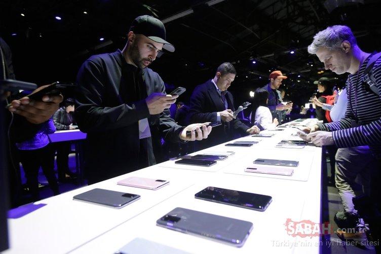 Samsung Galaxy S20, 20+ ve 20 Ultra Türkiye fiyatı ve özellikleri!