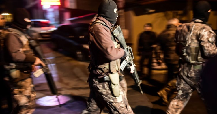 Salihli'de PKK operasyonu: 19 gözaltı
