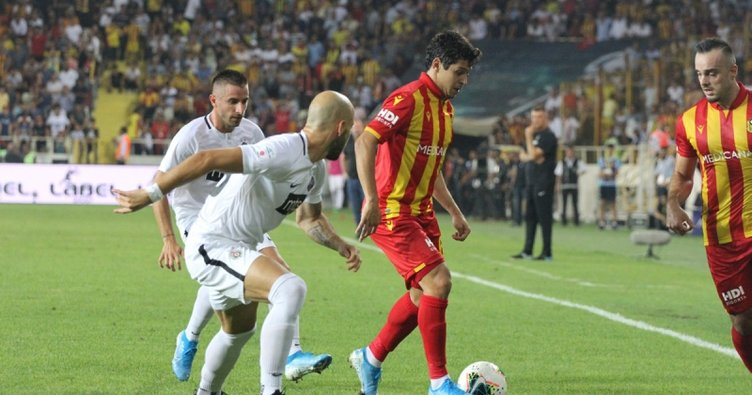 Yeni Malatyaspor, UEFA Avrupa Ligi'ne veda etti