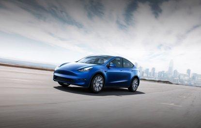 Tesla Model Y tanıtıldı