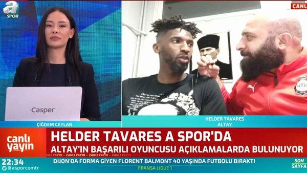Helder Tavares: