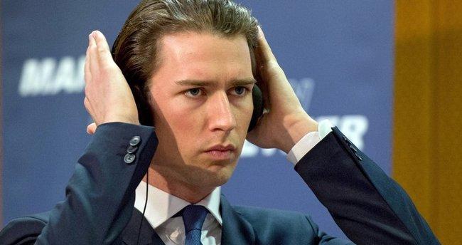 Kurz: AB Avrupalı göçmenlere yardımı sınırlamalı